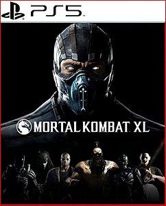 Mortal kombat xl Ps5 Mídia Digital Psn