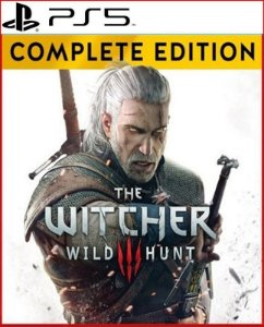 The witcher 3 wild hunt complete edition Ps5 Mídia Digital