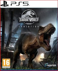 Jurassic World Evolution Ps5 Mídia Digital