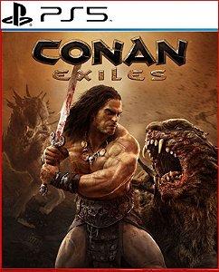 Conan exiles Ps5 Mídia Digital Psn