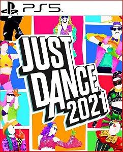 Just dance 2021 Ps5 Mídia Digital