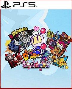 Super Bomberman R Ps5 Mídia Digital