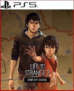 Life is Strange 2 Complete Season Ps5 Mídia Digital