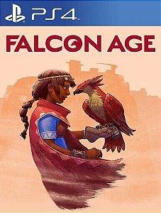 falcon age ps4 mídia digital