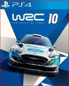 WRC 10 FIA World Rally Championship Ps4 Mídia Digital