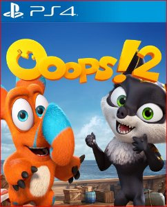 Ooops!2 Ps4 Mídia Digital