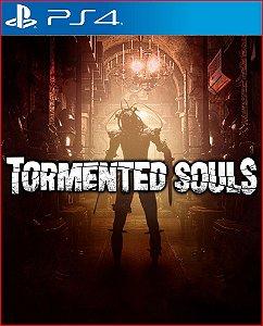 Tormented Souls Ps4 Mídia Digital