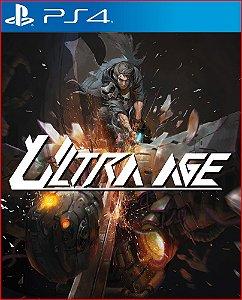 Ultra Age Ps4 Mídia Digital