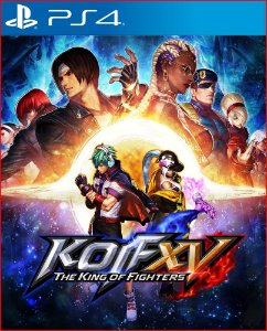 The King Of Fighters Xv Ps4 Mídia Digital