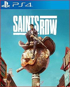 Saints Row Ps4 Mídia Digital Psn