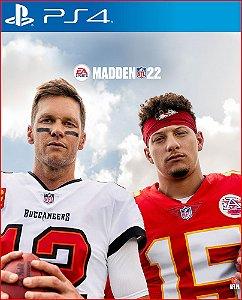 Madden NFL 22 Ps4 psn Mídia Digital