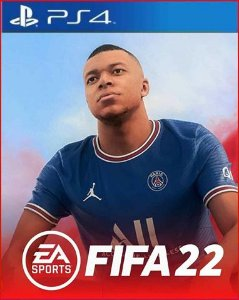 Fifa 22 edição padrão ps4 midia digital