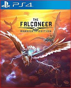 the falconeer: warrior edition ps4 mídia digital