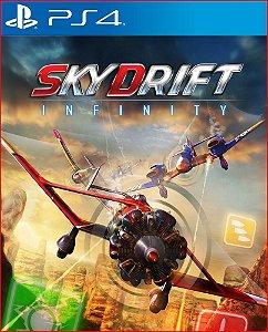 skydrift infinity ps4 mídia digital
