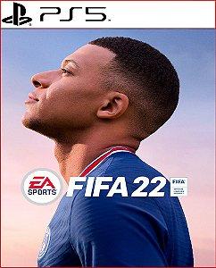 FIFA 2022 PORTUGUÊS PS5 MÍDIA DIGITAL