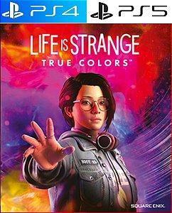 Life strange True Colors PS4 E PS5 PSN Mídia digital