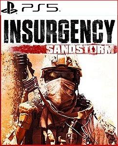 Insurgency: Sandstorm PS5 Mídia Digial