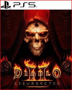 Diablo 2 II Resurrected PS5 psn Mídia Digital