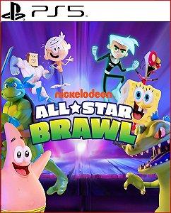 Nickelodeon All-Star Brawl PS5 PSN Mídia Digital