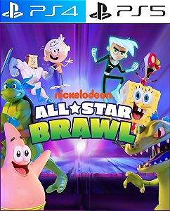 Nickelodeon All-Star Brawl PS4 E PS5 PSN Mídia Digital