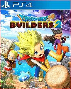 DRAGON QUEST BUILDERS 2 PS4 MÍDIA DIGITAL