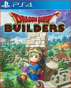 dragon quest builders ps4 mídia digital