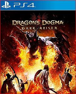 DRAGON'S DOGMA DARK ARISEN PS4 MÍDIA DIGITAL
