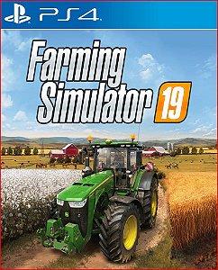 FARMING SIMULATOR 19 PS4 PORTUGUÊS MÍDIA DIGITAL PSN