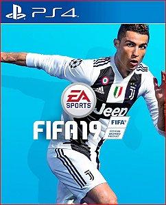 FIFA 19 PS4 PORTUGUÊS MÍDIA DIGITAL