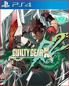 GUILTY GEAR XRD REV 2 PS4 MÍDIA DIGITAL PSN