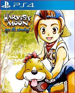 HARVEST MOON SAVE THE HOMELAND PS4 MÍDIA DIGITAL