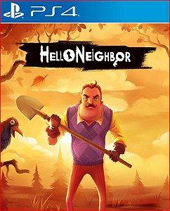 HELLO NEIGHBOR PS4 MÍDIA DIGITAL