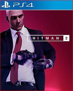 HITMAN 2 PS4 MÍDIA DIGITAL PORTUGUÊS