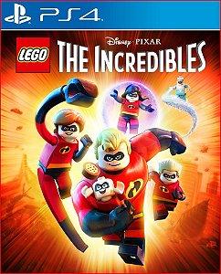 LEGO OS INCRIVEIS PS4 MÍDIA DIGITAL