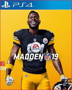 MADDEN NFL 19 PS4 MÍDIA DIGITAL PSN