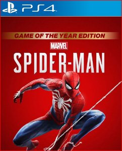 Marvel's Spider-Man: Game of the Year Edition Ps4 Mídia digital