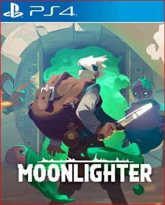 MOONLIGHTER PS4 MÍDIA DIGITAL PSN