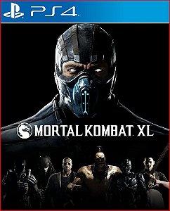 Mortal kombat xl PS4 PORTUGUÊS - MÍDIA DIGITAL PSN