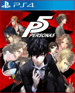 Persona 5 PS4 MÍDIA DIGITAL