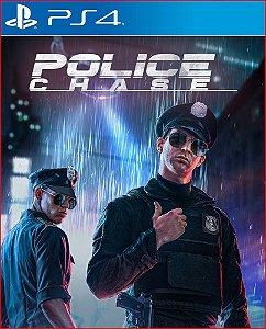 POLICE CHASE PS4 MÍDIA DIGITAL