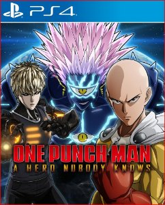 one punch man: a hero nobody knows ps4 mídia digital