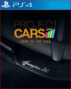 PROJECT CARS - GAME OF THE YEAR EDITION PS4 MÍDIA DIGITAL