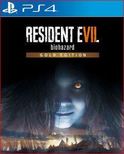 resident evil 7 biohazard gold edition ps4 portugues midia digital psn