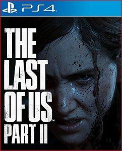 The last of us part II PS4 MÍDIA DIGITAL PSN