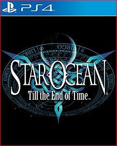 STAR OCEAN TILL THE END OF TIME PS4 MÍDIA DIGITAL