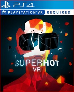 SUPERHOT VR PS4 MÍDIA DIGITAL PROMOÇÃO