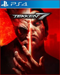 Tekken 7 ps4 midia digital