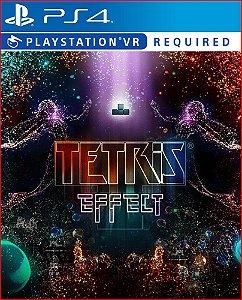 Tetris effect PS4 MÍDIA DIGITAL