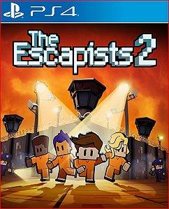 The escapists 2 PS4 MÍDIA DIGITAL