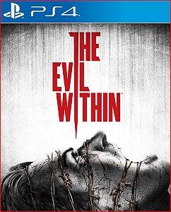 The evil within PS4 MÍDIA DIGITAL